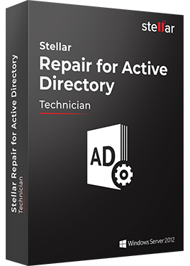 Stellar Repair for Active Directory Technician