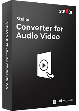 Stellar Converter for Audio Video Mac