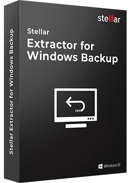 Stellar Extractor for Windows Backup